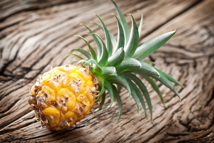Baby ananas